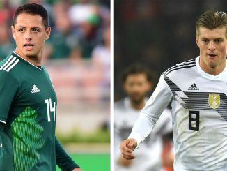 Allemagne Mexique 1:0