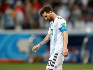 Messi coupe du monde