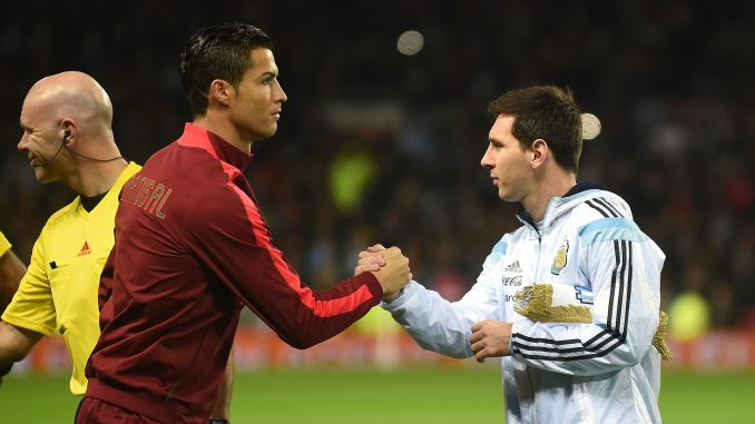 Messi ou Ronaldo champions du monde
