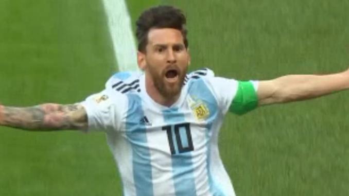 Messi nigéria